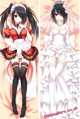 Date A Live Anime Dakimakura Japanese Love Body Pillow Cover