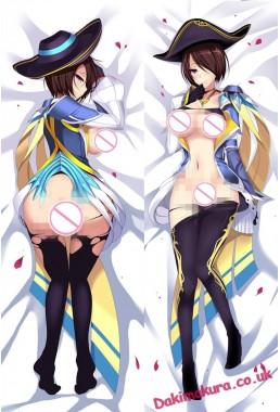 League of Legends Anime Dakimakura Japanese Love Body Pillow Cover