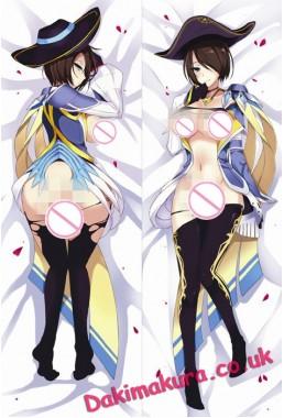 League of Legends Royal Guard Fiora Anime Dakimakura Japanese Pillow Cover