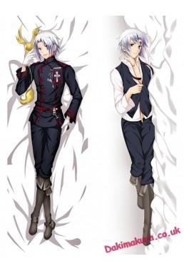 Allen Walker - D.Gray-man Male Anime Dakimakura Store Hugging Body Pillow Covers