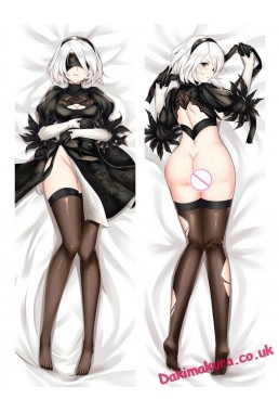 2B-Nier Automata Japanese anime body pillow anime hugging pillow case