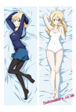 Girls und Panzer Body hug pillow dakimakura girlfriend body pillow cover
