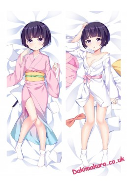 Muramasa Senju - Eromanga Sensei Anime Dakimakura Japanese Hugging Body Pillow Cover