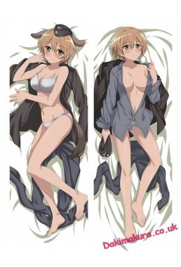 Strike Witches Anime Dakimakura Japanese Hugging Body Pillow Cover