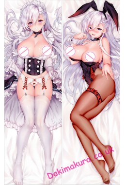 Azur Lane Belfast Dakimakura 3d pillow japanese anime pillowcase