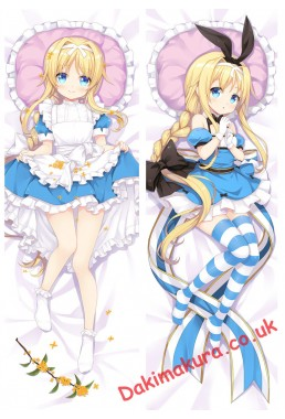 2018 NEW Sword Art Online Alice Zuberg Anime Dakimakura Hugging Body Pillow