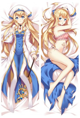 2018 New Goblin Slayer Priestess Anime body dakimakura japenese love pillow cover