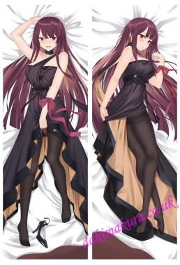 DSR-50 - Girls Frontline Anime Dakimakura Japanese Hugging Body Pillow Covers