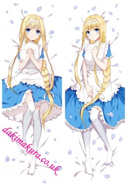 Alice Zuberg - Sword Art Online Full body waifu japanese anime pillowcases