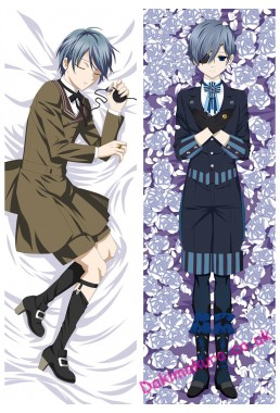 Black Butler - Sebastian Michaelis Dakimakura 3d japanese anime pillow