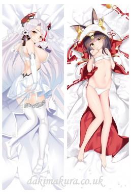 Azur Lane Nagato Full body waifu japanese anime pillowcases