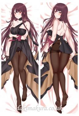 2018 Girls Frontline DSR-50 Full body waifu japanese anime pillowcases