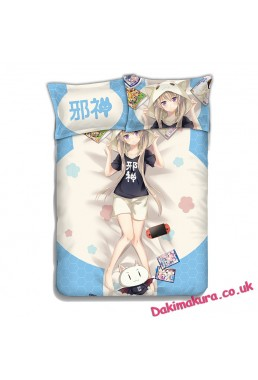 Arisaka Mashiro- Aokana Four Rhythm Across the Blue Bed Blanket Duvet Cover with Pillow Covers
