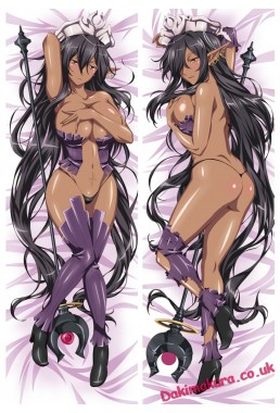 Black beast Anime Dakimakura Japanese Hugging Body PillowCase