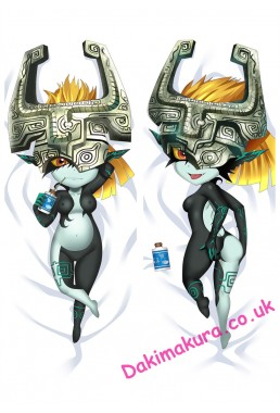 Midna - Legends of Zelda dakimakura girlfriend body pillow cover