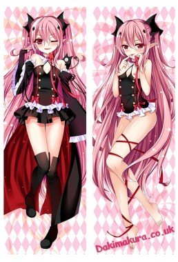 Krul Tepes - Seraph of the End Anime Hugging Body Pillow Covers