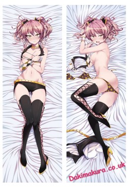 Mika Jougasaki - The iDOLM@STER Anime Japanese Hugging Body Pillow Cover