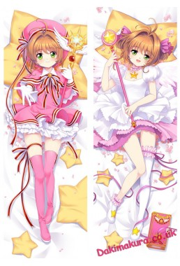 Sakura Kinomoto - Cardcaptor SakuraHugging body anime cuddle pillow covers
