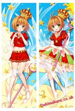 Sakura Kinomoto - Cardcaptor Sakura character body dakimakura pillow cover
