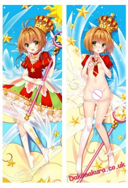 Sakura Kinomoto - Cardcaptor Sakura 3d pillow japanese anime pillow case