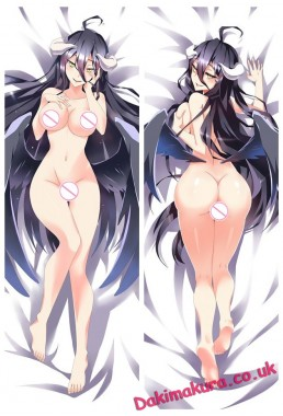 Albedo -Overlord Anime Dakimakura Japanese Hugging Body PillowCase