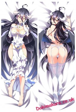 Albedo -Overlord Anime Dakimakura Japanese Hugging Body Pillow Covers