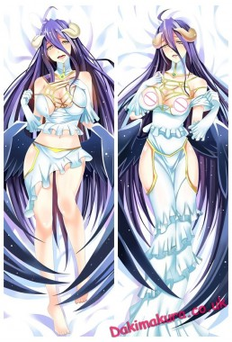 Albedo -Overlord Anime Dakimakura Japanese Hug Body Pillow Case