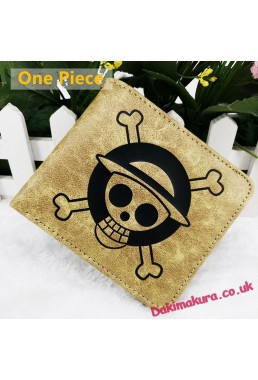 One Piece Multi-functional Anime Wallets