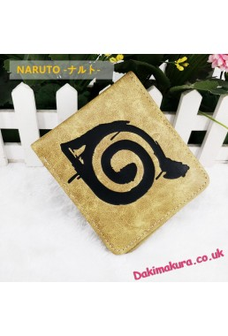 NARUTO Multi-functional Anime Wallets