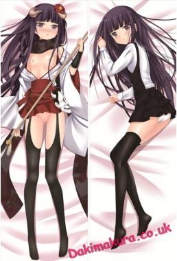 Inu x Boku Secret Service - Ririchiyo Shirakiin Hugging body anime cuddle pillowcovers