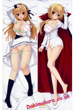 DRACU-RIOT - Nicola Cepheus Full body waifu japanese anime pillowcases