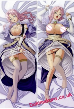 Kyonyuu Fantasy Gaiden- Emeralia ANIME DAKIMAKURA JAPANESE PILLOW COVER