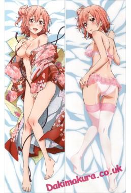 My Teen Romantic Comedy SNAFU- Yui Yuigahama Anime Dakimakura Pillow Cover
