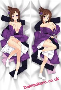 Kagiroi -Shaku Kei- Nezu Sumire Full body waifu japanese anime pillowcases