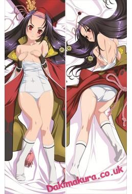 SAMURAI GIRLS - Yukimura Sanada Full body waifu japanese anime pillowcases