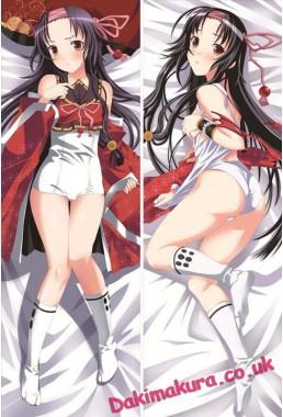 SAMURAI GIRLS - Yukimura Sanada Anime Dakimakura Japanese Love Body Pillow Case