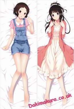 Hyou-ka You Can't Escape - Mayaka Ibara Eru Chitanda Anime Dakimakura Japanese Love Body Pillow Case