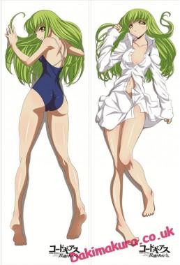 C75 CODE GEASS Lelouch of the Rebellion - CC Anime Dakimakura Love Body PillowCases