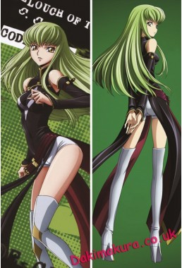 CODE GEASS Lelouch of the Rebellion - CC Hugging body anime cuddle pillowcovers