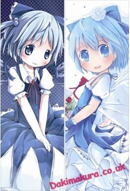 TouHou Project - Cirno Anime Dakimakura Hugging Body PillowCases