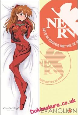 EVA Neon Genesis Evangelion - Asuka Langley Soryu Pillow Cover