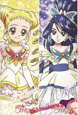 Pretty Cure - Cure Lemonade Pillow Cover
