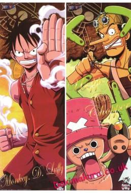 One Piece - Roronoa Zoro dakimakura girlfriend body pillow cover