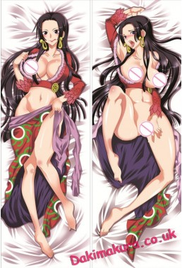 One Piece - Boa Hancock Anime Dakimakura Japanese Hugging Body Pillow Cover
