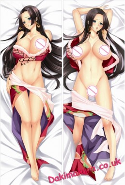 One Piece - Boa Hancock Full body waifu anime pillowcases