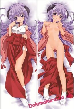 When They Cry - Rika Furude Full body waifu anime pillowcases