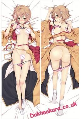 Hanasaku Iroha - Ohana Matsumae dakimakura girlfriend body pillow cover