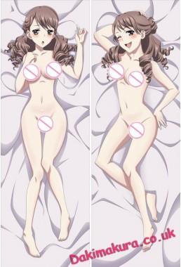 Hanasaku Iroha - Yuina Wakura dakimakura girlfriend body pillow cover
