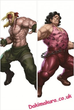 Street Fighter Dakimakura 3d pillow japanese anime pillowcase