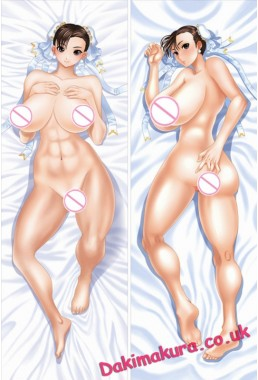 Street Fighter - Chun-Li Dakimakura 3d pillow japanese anime pillowcase